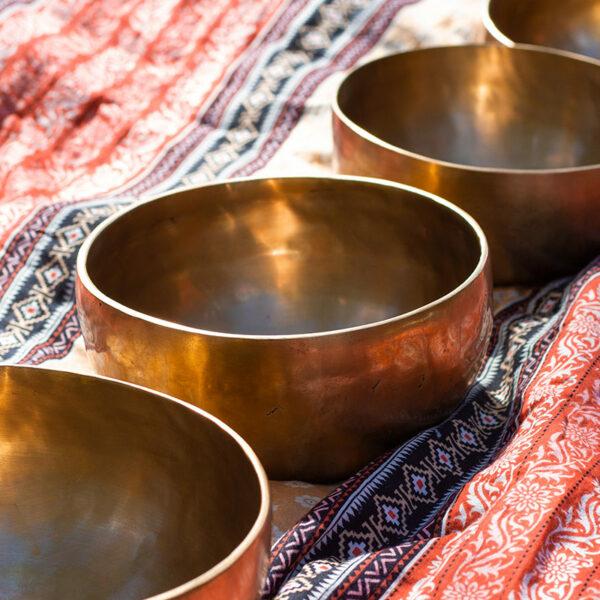 Foundations of Integral Sound Healing Singing Bowls